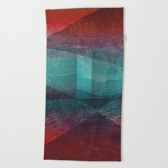 Seekers Beach Towel