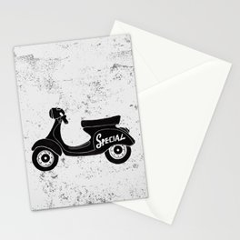 Vintage Motorcycle Stationery Cards