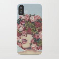 Natural Afrose iPhone X Slim Case
