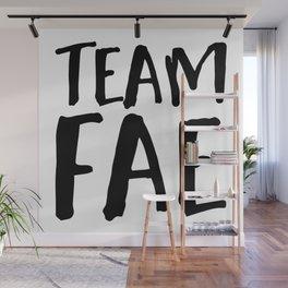 Team Fae Wall Mural