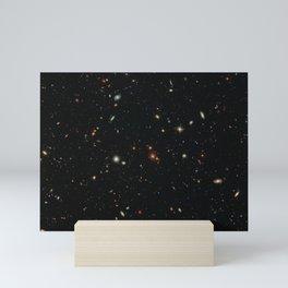 Hubble Space Telescope - Swimming in Sculptor Mini Art Print