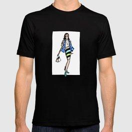 Nicole of High Latitude Style T-shirt