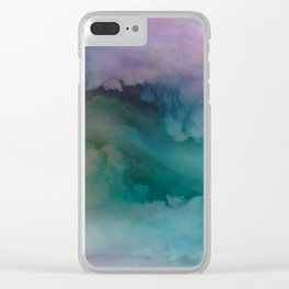 Astral Projection by Nature Magick Clear iPhone Case