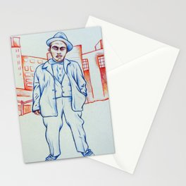 East 100th Street, New York (1966-68) Stationery Cards