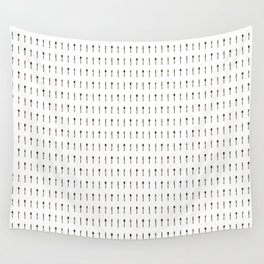 Fork, spoon and knife Wall Tapestry