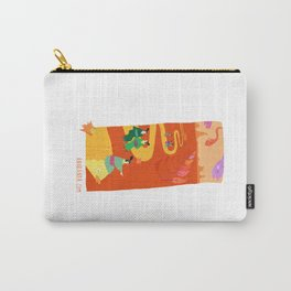 Geishas at sea 2 Carry-All Pouch