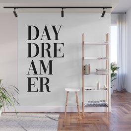 daydreamer Wall Mural