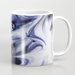 Liquid Obsidian Coffee Mug