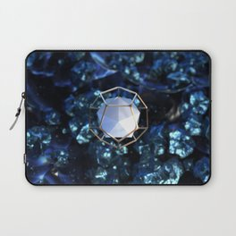 Icosahedron Laptop Sleeve