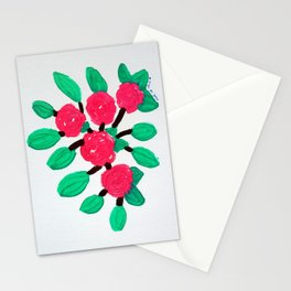 Roses IV Stationery Cards