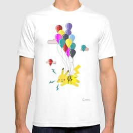 Electric Balloons  T-shirt