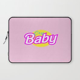 Cry baby Laptop Sleeve