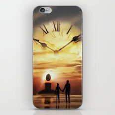 Until The End Of Time iPhone Skin
