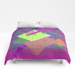 Geometric illustration 50 Comforters