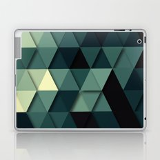 A Touch Of Green Laptop & iPad Skin