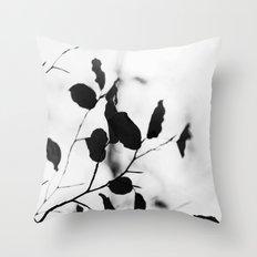 Silhouettes 1 Throw Pillow