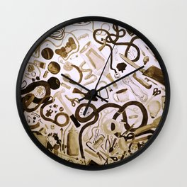 Inventory Wall Clock
