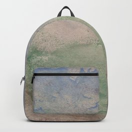 Informal texture two Backpack