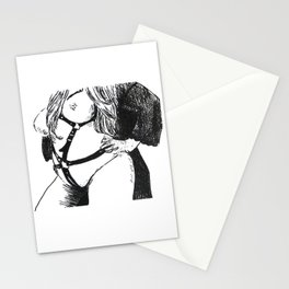 Body Harness Stationery Cards