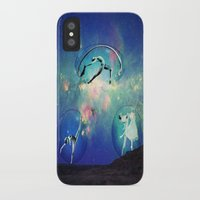 ballet iPhone & iPod Cases featuring Ballet by Cs025