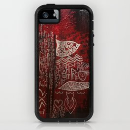 The Red Flags Are There iPhone Case