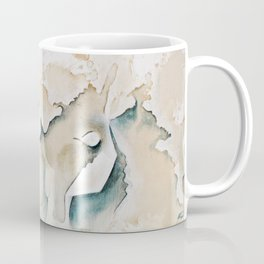 Thalia and Meleponeme- The Muses of Comedy and Tragedy  Coffee Mug