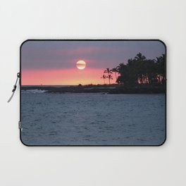 Kona Sunset Laptop Sleeve
