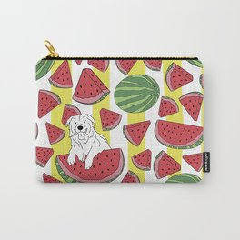 Watermelon Fantasy Carry-All Pouch
