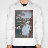 dreams Hoodies featuring Dreams by Jane Lacey Smith
