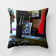 Syncronize Throw Pillow