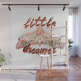 Little Dreamer Wall Mural