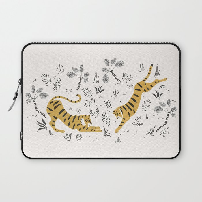 Tiger Dive Laptop Sleeve