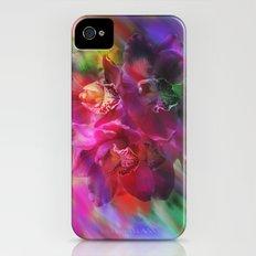 Coronation Orchids Slim Case iPhone (4, 4s)