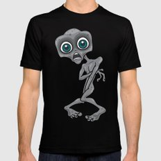 Got Probed? Mens Fitted Tee MEDIUM Black