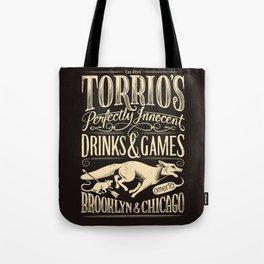 Speakeasy but Say Nothing Tote Bag