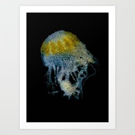 Jellyfish - 112 Art Print