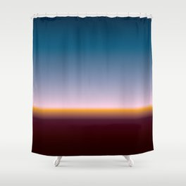 SNST—N.Y.C. (horizontal) Shower Curtain