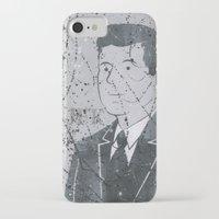 jfk iPhone & iPod Cases featuring JFK by Doren Chapman