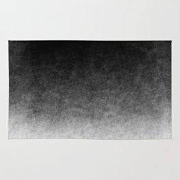 B&W Cloud Atmosphere Rug