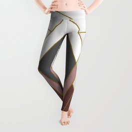 ART DECO G1 (abstract) Leggings