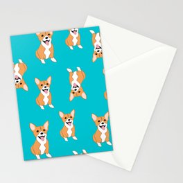 Jello the Corgi, Big Boots Don't Care Stationery Cards