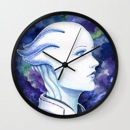 Liara T'Soni Wall Clock