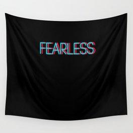 Fearless | Digital Art Wall Tapestry