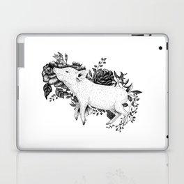 Pig - Go Vegan Laptop & iPad Skin