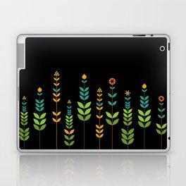 Simple Flowers Laptop & iPad Skin