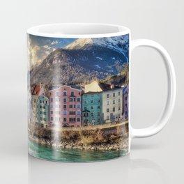 Riverside Innsbruck, Austria Photographic Coffee Mug