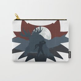 The beast hunt (v2) Carry-All Pouch