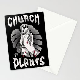 Church of Plants Stationery Cards