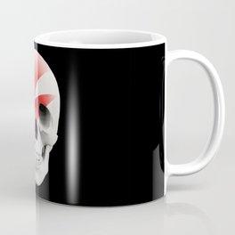 The Skull must go on Coffee Mug