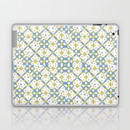 Colorful Check Geometric Pattern Laptop & iPad Skin